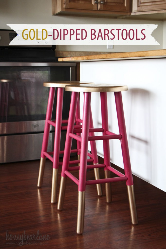 gold-dipped-painted-barstools