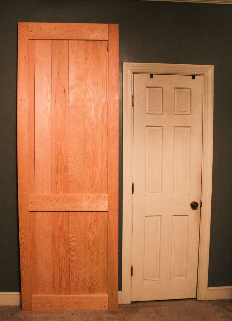 We Built A Barn Door The Holliday Collective