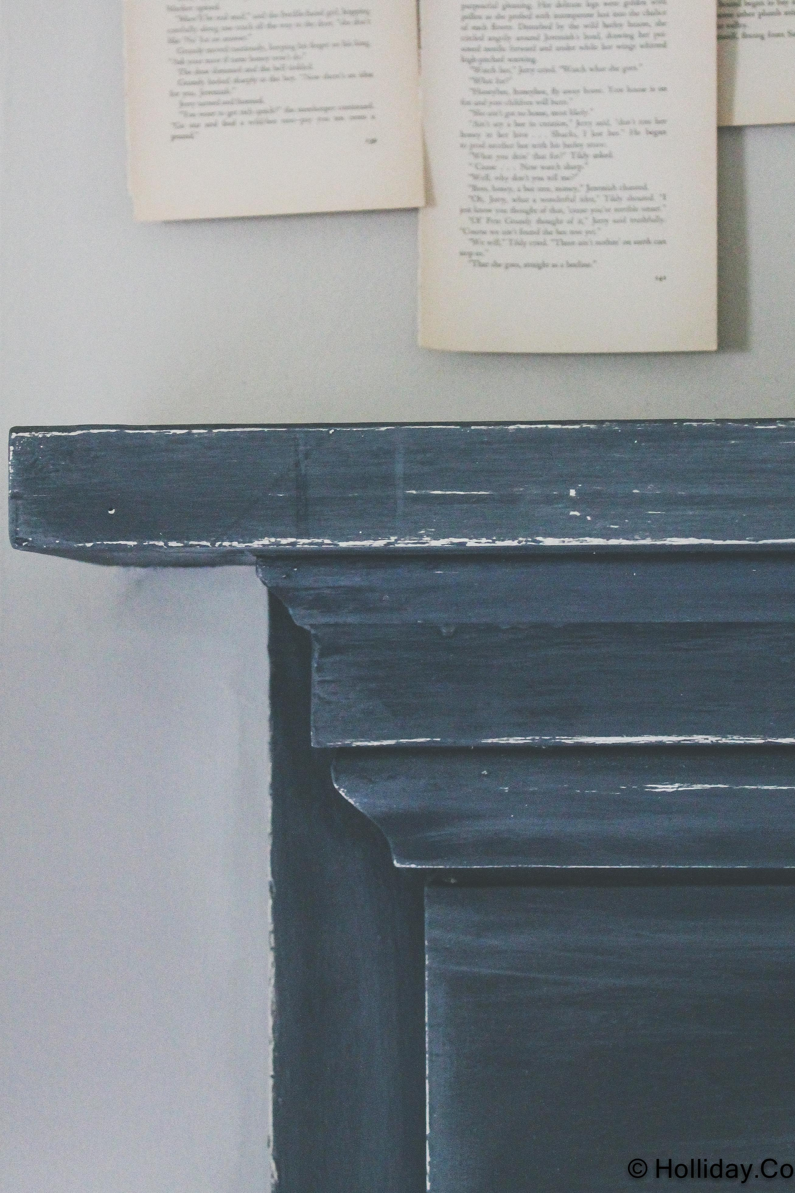 the best painted fireplaces the holliday collective