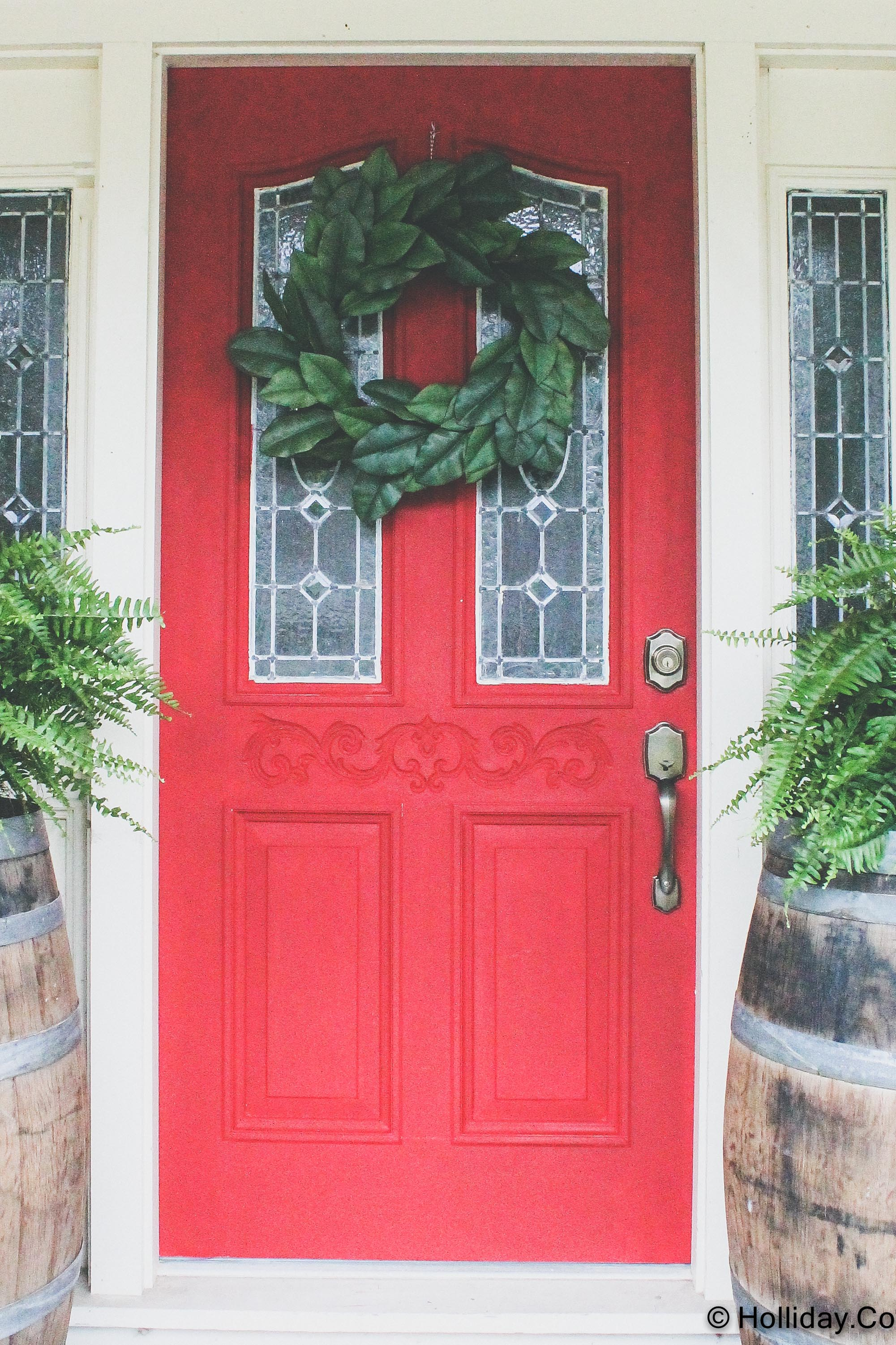 Painting Front Door Red Unique Best 25 Red Front Doors: best red for front door