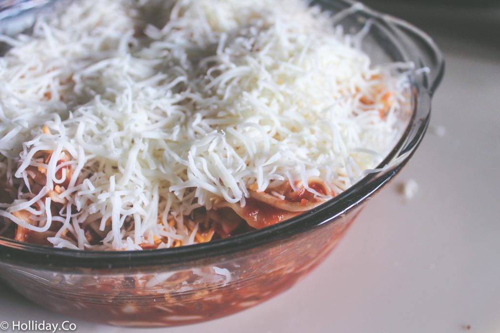 easy baked pasta-4